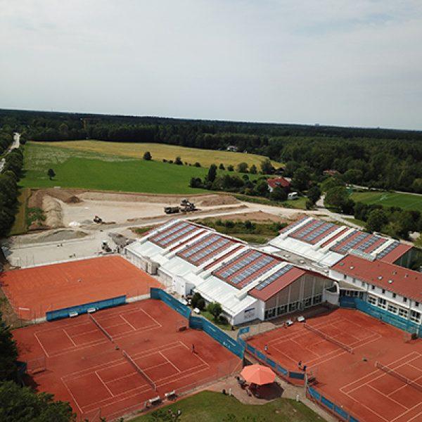 Tennisbase Oberhaching