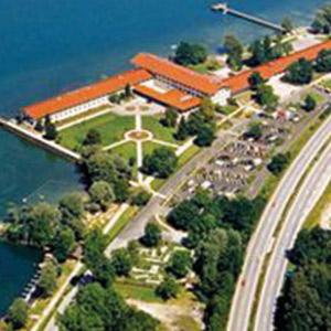 Medical Park Chiemseeblick- Luftaufnahme