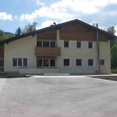 Sanierung BSLV Sportcamp, Inzell und Bau einer neuen Turnhalle bpm- Brüssler Projektmanagement