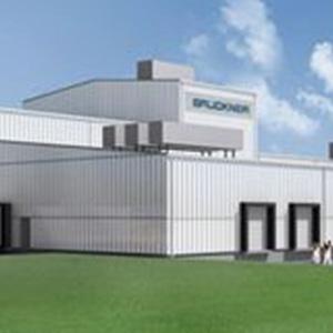 Modulare Produktionshalle Firma Brückner, Siegsdorf, Brüssler Projektmanagement