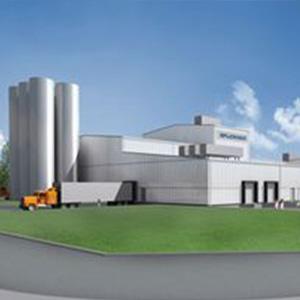 Modular Produktionshalle Firma Brückner, Siegsdor