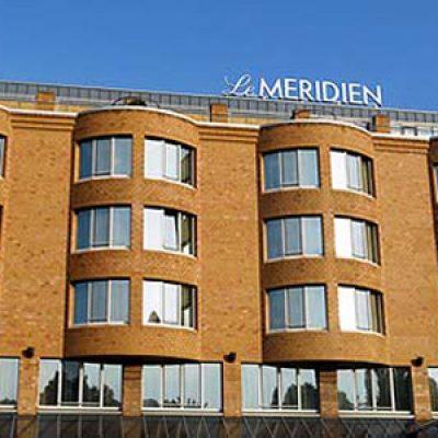 Generalsanierung Le Meridien, Stuttgart