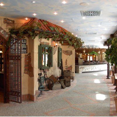 AFRC Hotel Garmisch Partenkirchen, Restaurantbereich