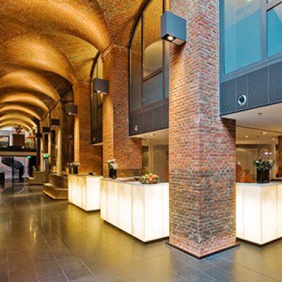Mövenpick-Hamburg Foyer