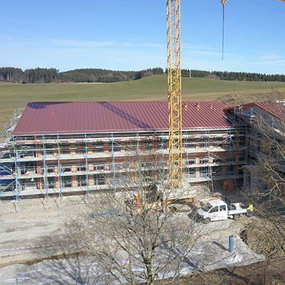 Neubau Grundschule in Nußdorf Chiemgau