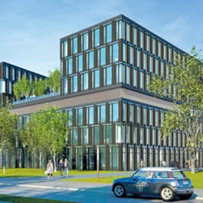 Büro-und Verwaltungsgebäude, 88 north, München