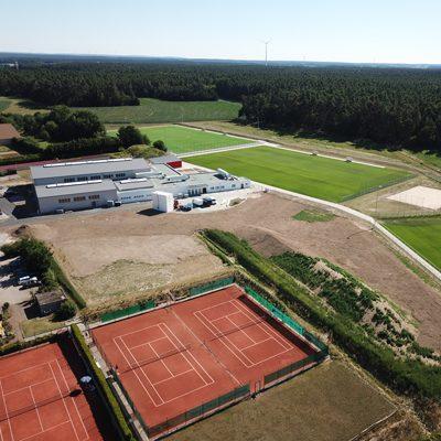 Neubau Sportmeile Roßtal, Nürnberg