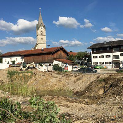 Neubau Rathaus seebruck