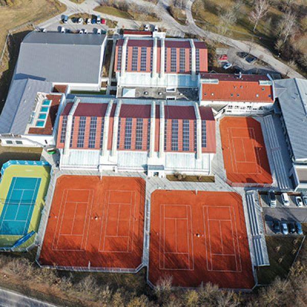 Tennisplätze BTV